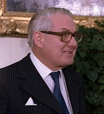 James Callaghan - Prime Minister image