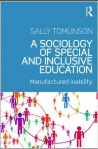 Sally Tomlinson - Special and Inclusive education cover image